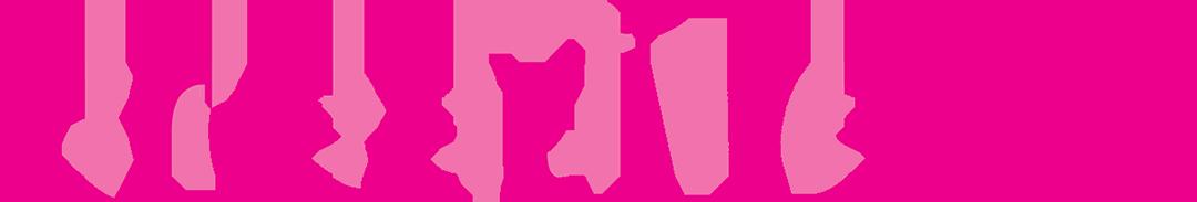 Creative BC logo in fuchsia